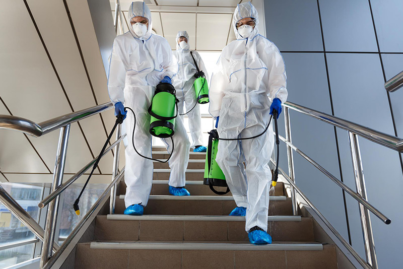 Limpeza, Higiene e Desinfeção Covid-19